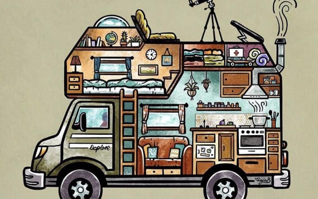 Campervan Living & Resources
