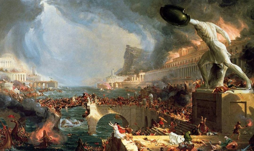 How Civilizations Collapse