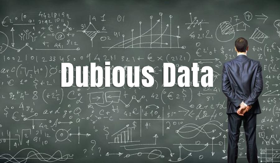 COVID-19 Dubious Data