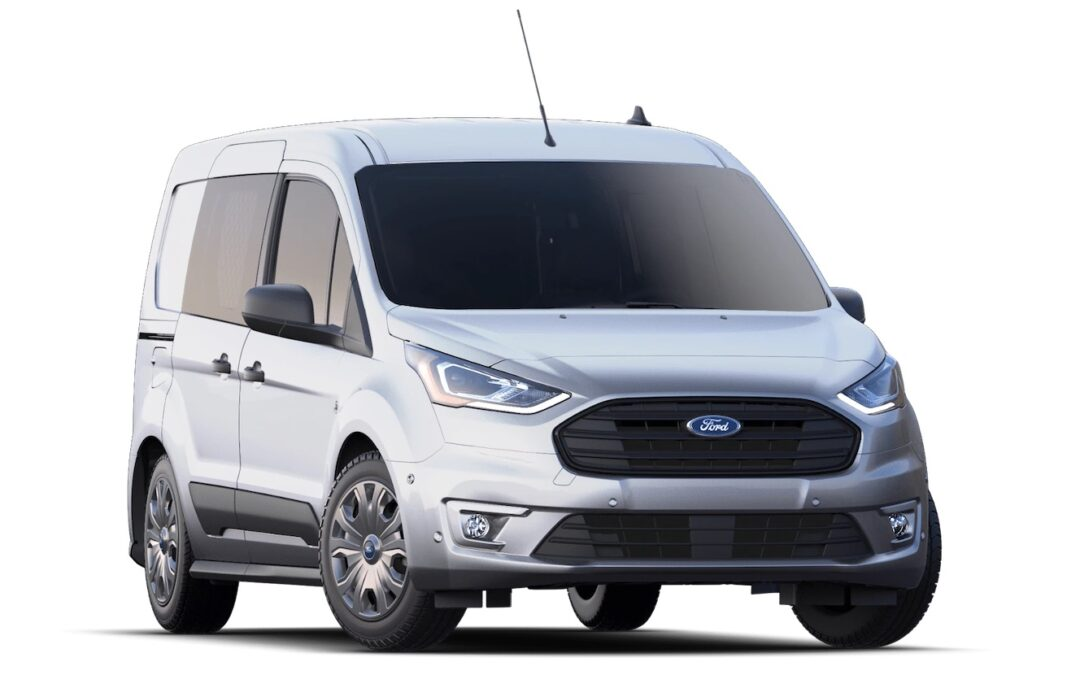 Campervan Resource Page: Ford Transit Connect